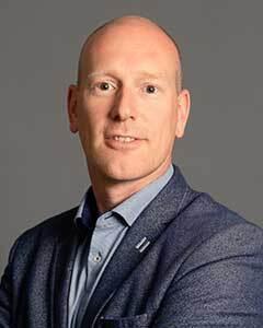 Mr. Jeroen Voorbraak